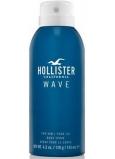 Hollister Wave for Him deodorant sprej pro muže 143 ml