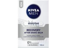 Nivea Men Sensitive Recovery balzám po holení 100 ml