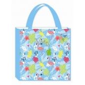 RSW Nákupní taška s potiskem Plameňáci 38 x 38 x 10 cm