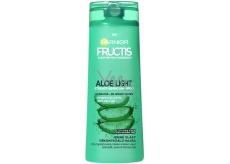 Garnier Fructis Aloe Light vyživující šampon pro jemné vlasy 250 ml