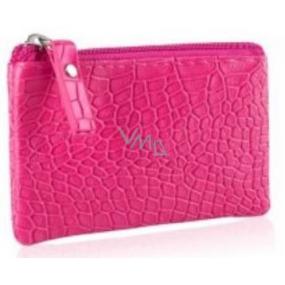 Diva & Nice Kosmetická kabelka růžová 11,5 x 8 x 0,5 cm