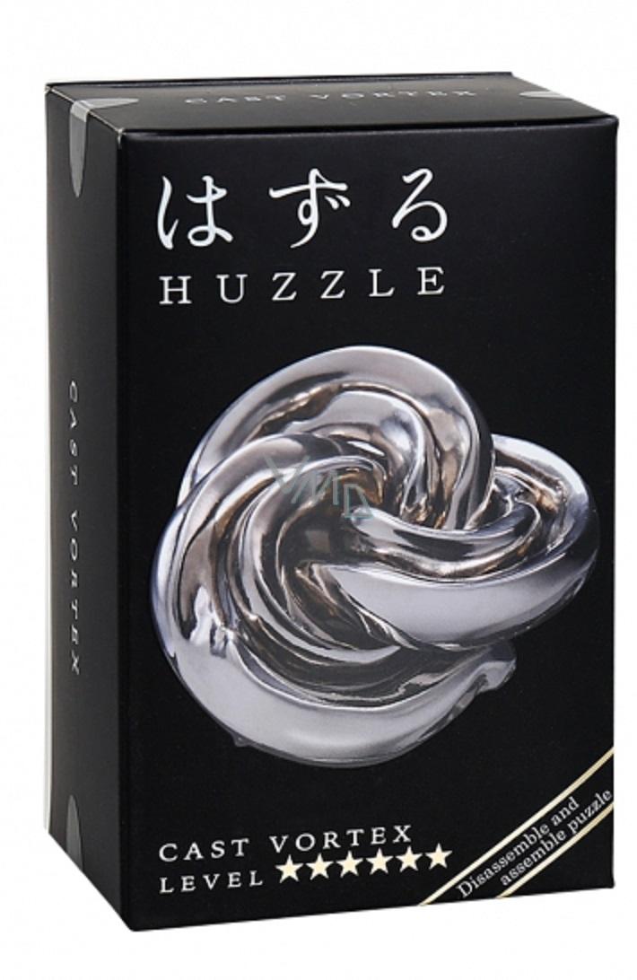 Huzzle Cast Puzzle Vortex