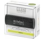 Millefiori Milano Icon Mirto - Myrta vůně do auta Animalier voní až 2 měsíce 47 g