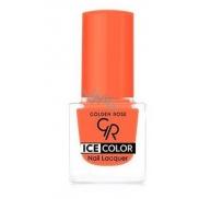 Golden Rose Ice Color Nail Lacquer lak na nehty mini 110 6 ml