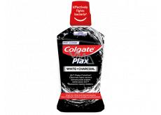 Colgate Plax White + Charcoal ústní voda 500 ml