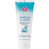 Dermacol Gommage Cleanser čisticí gel na obličej s australským čajovníkem 100 ml