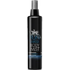 Nike Fun Water Body Mist Outspoken parfémovaný tělový sprej pro muže 200 ml