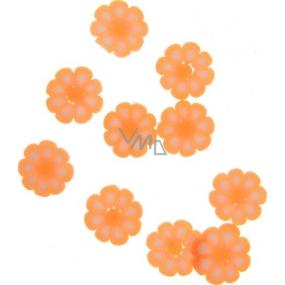 Professional Ozdoby na nehty květiny lososové 132 1 balení