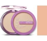 Gabriella Salvete Nude Powder matující kompaktní pudr SPF 15 02 8 g