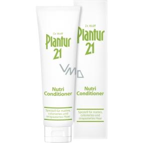 Plantur 21 Nutri balzám proti vypadávání vlasů, barvené a poškozené vlasy, pro ženy 150ml