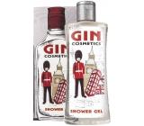 Bohemia Gifts & Cosmetics Gin sprchový gel s ginovým aroma 250 ml
