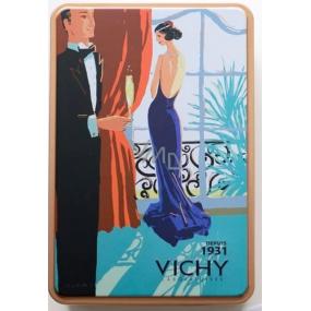 DÁREK Vichy Plechová krabička 20 x 13 x 7,4 cm