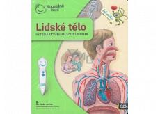 Albi Kouzelné čtení interaktivní mluvící kniha Lidské tělo věk 5+