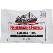 Fishermans Friend bonbóny Original extra silné bílé 25 g