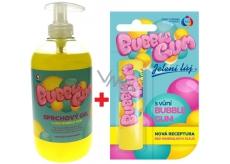 Regina Bubble Gum sprchový gel s žvýkačkovou vůní 500 ml + Bubble Gum jelení lůj s žvýkačkovou vůní 2,3 g, duopack