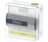 Millefiori Milano Icon Oxygen - Kyslík Vůně do auta Textil Geometric voní až 2 měsíce 47 g