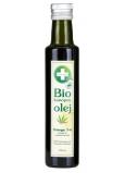 Annabis 100% Bio konopný olej, omega 3-6 vhodný do studené kuchyně 250 ml