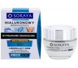 Soraya Hyaluronic Micro-Injection 50+ zpevňující krém s transdermální kyselinou hyaluronovou na den/noc 50 ml