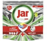 Jar Platinum Plus kapsle do myčky nádobí 100 kusů