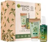 Garnier Bio Hemp Box multi-regenerační krém s lehkou gelovou texturou 50 ml + noční olej 30 ml, kosmetická sada