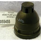 Lima Víčko plastové na skleněné lampy průměr 5,9 cm
