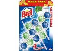 Bref Power Aktiv 4 Formula Borovice Freshness WC blok Mega pack 3 x 50 g