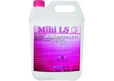 Milli Ls Med a mandle tekuté mýdlo s perletí 5 l