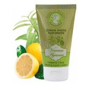 Jeanne en Provence Verveine Agrumes Verbena a Citrusové plody krém na ruce 75 ml