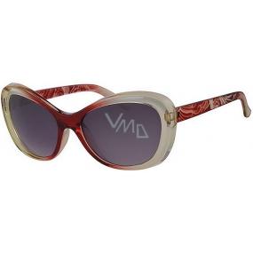 Nac New Age Sluneční brýle hnědé A60628