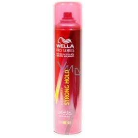 Wella Pro Series 3 Strong Hold lak na vlasy pro středně silné zpevnění 400 ml