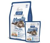 Brit Care Cat Kuře + rýže pro dospělé kočky žijící uvnitř 7 kg, Hypoalergenní kompletní krmivo