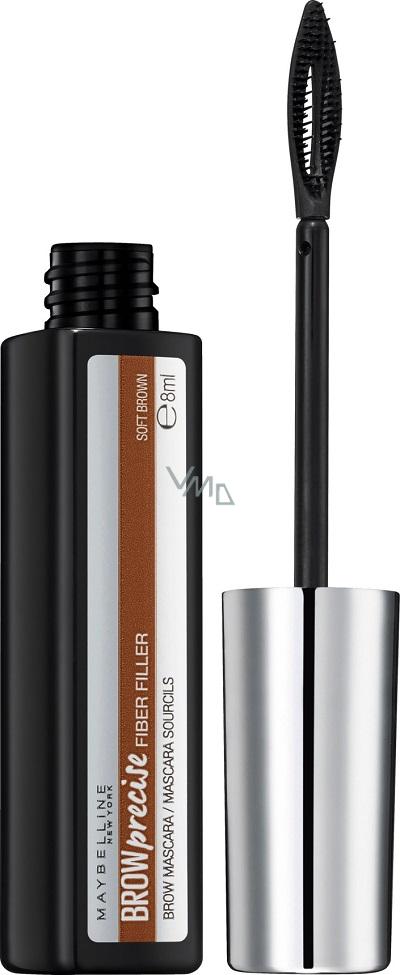 62e6d2817a9 Maybelline Brow Precise Fiber Filler vyplňující řasenka na obočí 04 Soft Brown  8 ml - VMD parfumerie - drogerie