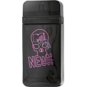 MTV Neon Metal Woman toaletní voda 50 ml Tester