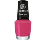 Dermacol Nail Polish Mini Summer Collection lak na nehty 03 Hot Stuff 5 ml