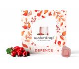 Waterdrop DEFENCE - v obraně je síla, brusinka, šípek, moringa microdrink pro dny, kdy potřebuješ obranyschopnost 12 kapslí