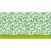 Nekupto Přání obálka na peníze Zelená 116 x 220 mm