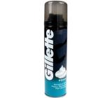 Gillette Foam pěna na holení pro citlivou pokožku pro muže 300 ml