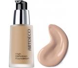 Artdeco High Definition Foundation krémový make-up 43 Light Honey Beige 30 ml