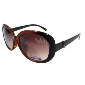 Nae New Age 082035-hnědé sluneční brýle