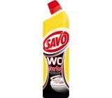 Savo Turbo gel Wc tekutý čistič na vodní kámen 750 ml