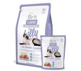 Brit Care Cat Jehněčí a losos pro dospělé kočky s alergiemi a citlivým zažíváním 7 kg, Hypoalergenní kompletní krmivo