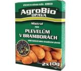 AgroBio Mistral proti plevelům v bramborách 2 x 10 g