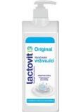 Lactovit Original vyživující tělové mléko s dávkovačem 250 ml