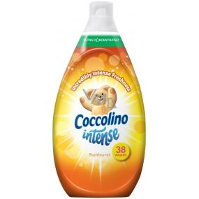 Coccolino Intense Sunburst koncentrovaná aviváž 38 dávek 570 ml