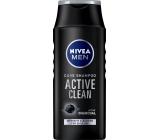 Nivea Men Active Clean šampon na vlasy pro muže 400 ml