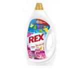 Rex Malaysan Orchid & Sandalwood Aromatherapy Color gel na praní barevného prádla 60 dávek 3 l