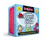 Albi V kostce! Mini První čísla hra podporuje rozvoj předškoláků doporučený věk 3+