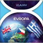Albi Vědomostní pexeso - Vlajky Evropa věk 12+