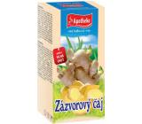 Apotheke Zázvorový čaj přispívá k normální funkci imunitního systému 20 x 1,5 g