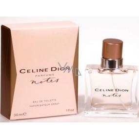 Celine Dion Notes toaletní voda pro ženy 30 ml